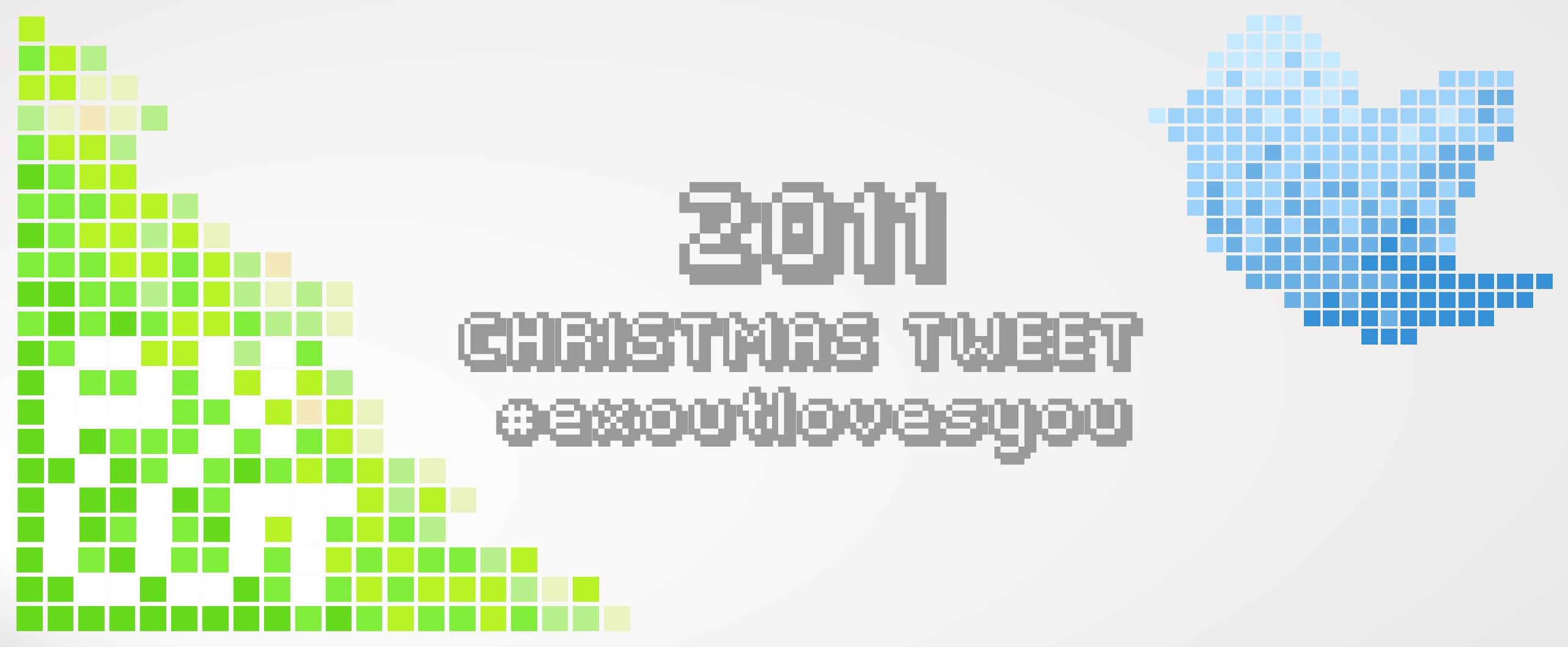 Christmas Tweet 2011