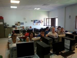 formazione social in aula